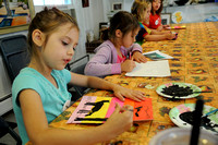Youngsters enjoy weeks of art activities