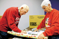 Sertoma Club prepares for annual Christmas miracle