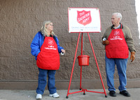 Ringing sound of hope - Salvation Army Red Kettle drive embraces help