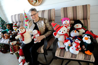 Festive residents go all out with holiday decorations