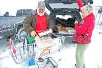 Stores??? holiday closings hamper area rush for pre-storm stockpiling