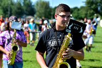 Seymour, Brownstown bands march into year