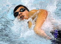 Experience leads - Owls swimmers handle Providence in finale