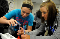 Brownstown educators say funds will allow purchase of science equipment