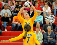 Trinity senior signs to play volleyball at Union College