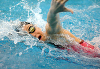 Local swimmers getting big-meet experience