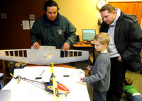 Model aircraft group thrives on fellowship