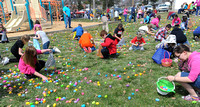 Eggs-citing day - Young hunters gather for Easter tradition