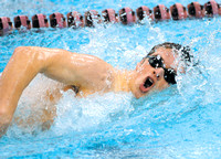 Owl's senior swimmer selected as county's best