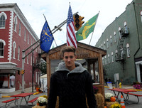 German exchange students sample Seymour tradition
