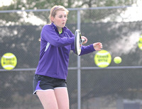 Seymour blanks Edinburgh on tennis court