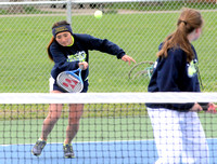 Southwestern clips Trinity Lutheran 3-2 in tennis