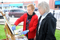 Brownstown, Ewing getting artistic with festival