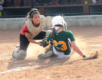 Highlanders no-hit Brownstown Central in softball