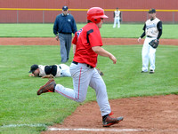 Brownstown senior hits, plays infield, pitches
