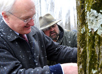 Local maple syrup maker recognized for hospitality