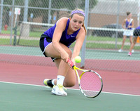 Seymour clashes with Austin in tennis finals