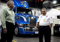 Truck drivers honored for careers of safe travels