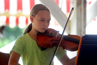 4-H fair - Organization branches out with talent show