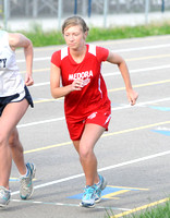 Medora senior excels as three-sport athlete