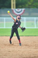 USSAA Softball Tourney-Red Alert 8U