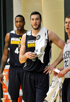 Plumlee hopes for growth at Pacers??? camp