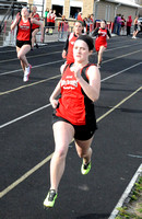Brownstown track names top runners