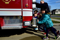 Ceremony welcomes Seymour firetruck