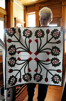 Holiday event includes array of quilters, suppliers