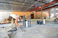 Fountains, gymnasium ceiling added to Emerson school project