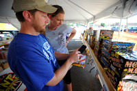 Business boom - Fireworks sales skyrocketing for county sellers