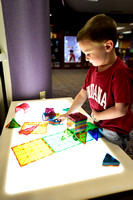 Library adds centers for kids to explore, learn