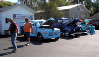 Annual car show shares passion, benefits family