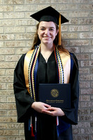 Following in family???s footsteps, woman named valedictorian