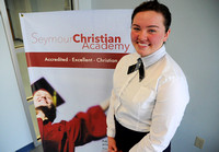 Academy???s top pupil looks back on successes