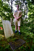 Prospective Eagle Scout to make repairs at cemetery