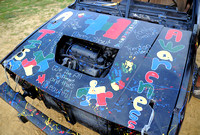 Teen uses demolition derby to put focus on autism