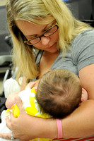 Natural learners - Class helps new moms with breast-feeding