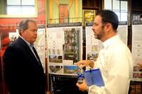 Ball State students make presentation on concepts for downtown and One Chamber Square