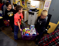CES fourth-graders help kids