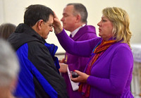 Local Christians celebrate Ash Wednesday
