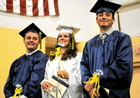 Reaping what they've sown: Trinity Lutheran High School graduates 39