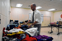 Crothersville offers Community Closet for students