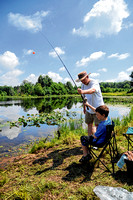 Refuge hosts Take a Kid Fishing Day