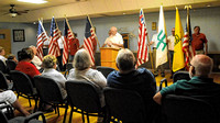 Elks Honor Guard conducts Flag Day ceremony