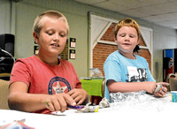 Arts center takes summer camp on the road