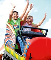 Quiet ride time offered at fair for individuals with special needs