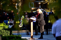 Veterans Day ceremony conducted at city war memorial