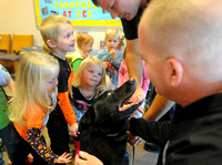 Photo gallery - Police, K-9 protect and teach children