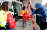 Salvation Army drive funds local efforts
